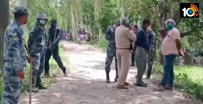Indian civilian killed, three others wounded by Nepal's border guarding force