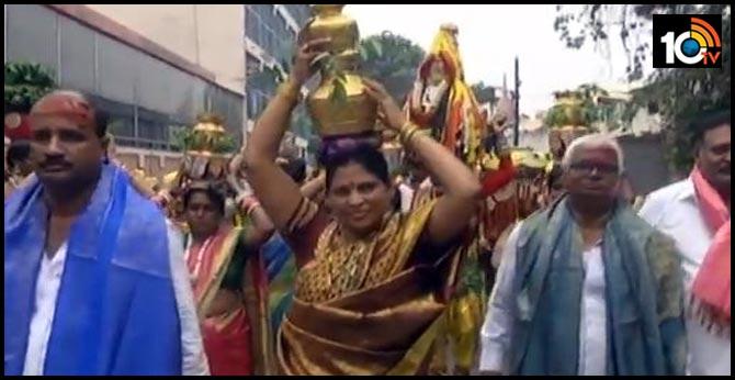Corona Effect On Hyderabad Bonalu