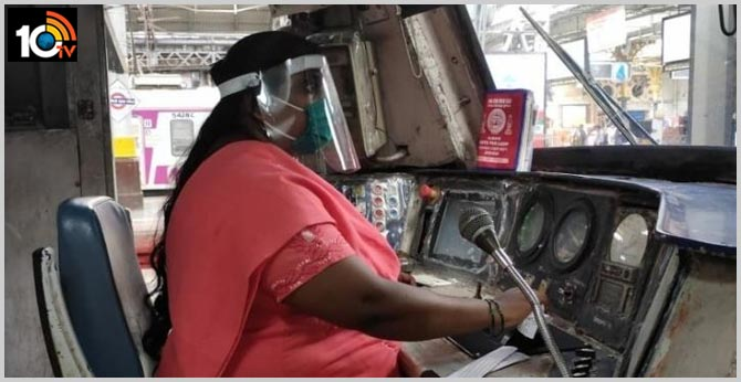 Mumbai Local Motorwoman Back On Duty
