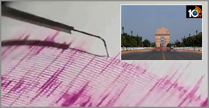 Delhi hit by another low-intensity earthquake