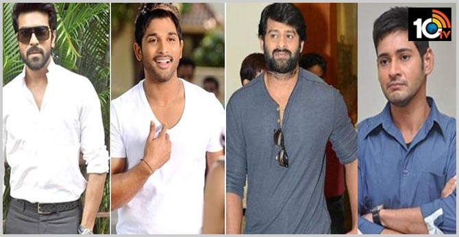 Tollywood Most Followed Hero's in Social Media