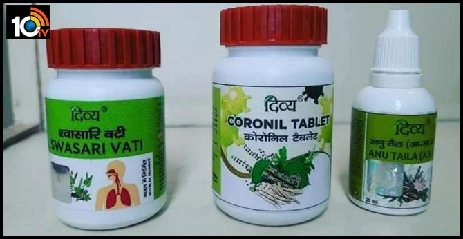 Coronil: Stop promoting corona kit till we verify research, govt tells Patanjali