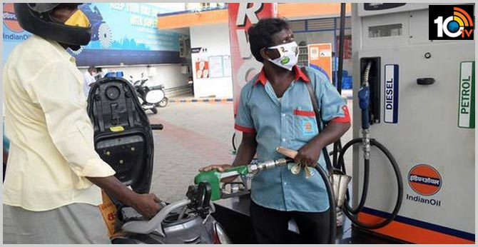 Petrol Price in India Today