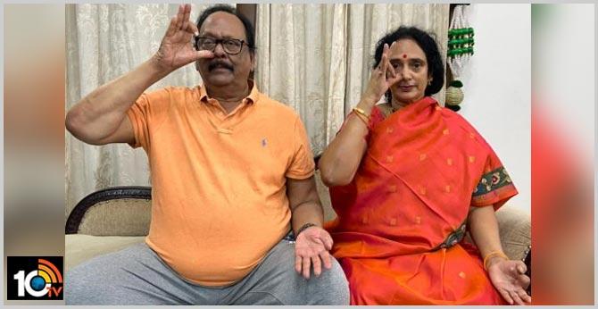 actor krishnam raju yoga day tips
