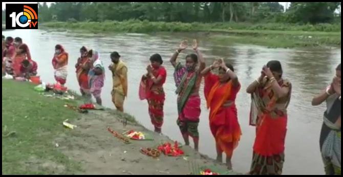 Assam: Many perform 'Corona Devi Puja' to end coronavirus pandemic