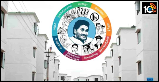ap govt fund allotment in eight districts
