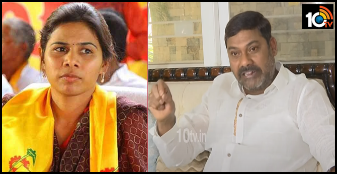 av subba reddy sensational comments on akhila priya