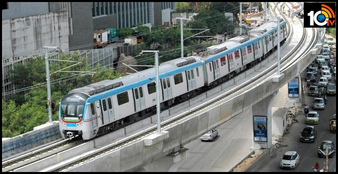 hyderabad metro services may start june 3rd week