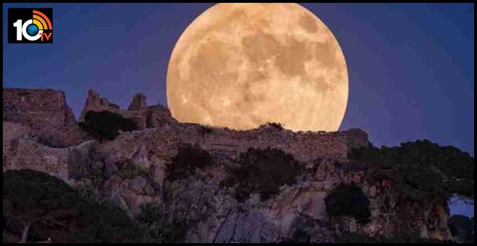 Lunar Eclipse June 5-6, 2020