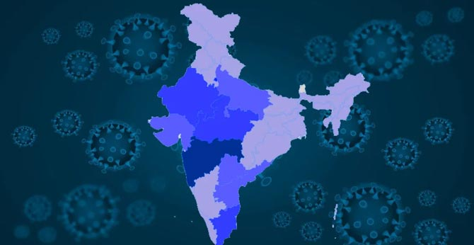 Coronavirus Outbreak:Coronavirus: Cases In 24 Hours Cross 10,000-Mark; India 4th Worst-Hit