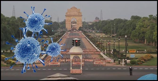 Delhi Coronavirus Cases Cross 20,000-Mark, 990 New Cases In 24 Hours