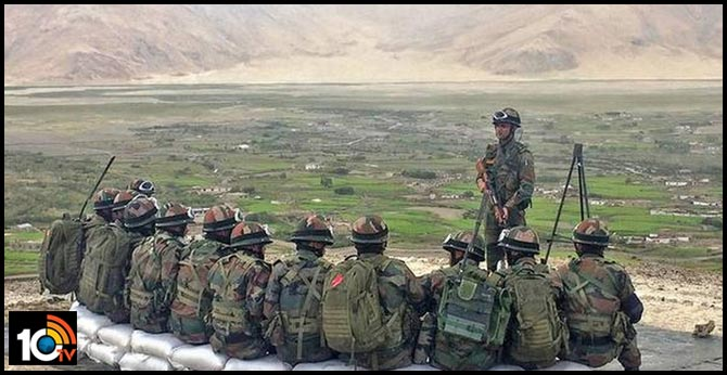 20 soldiers killed in galwan valleys violent face off released
