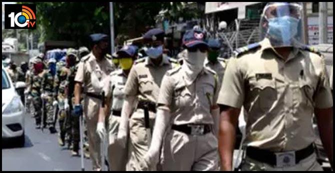 Maharashtra police report 55 new Covid-19 cases, tally at 4,103