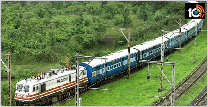 60 lakhs people sent home through shramik rails
