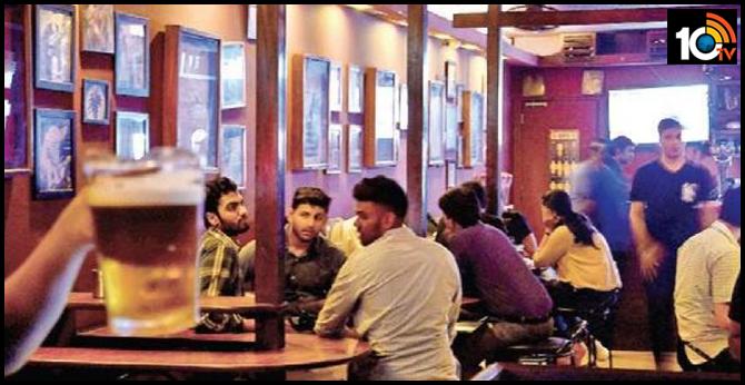 telangana bars and pubs may be open june 8th