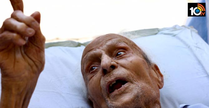 94-year-old Noida man beats Covid-19