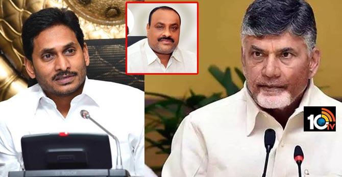 ACB arrests Atchnnaidu? Chandrababu calls it kidnap