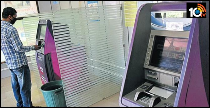 ATM Cash Withdrawal To Rs 5000 Increase In ATM Charges