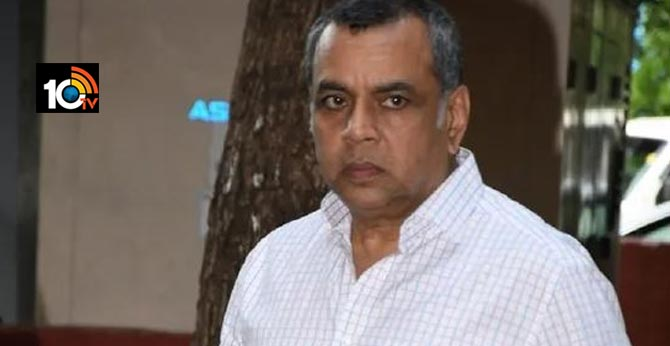 'Actors should be called entertainers': Paresh Rawal tweets about 'actual meaning of real heroes'