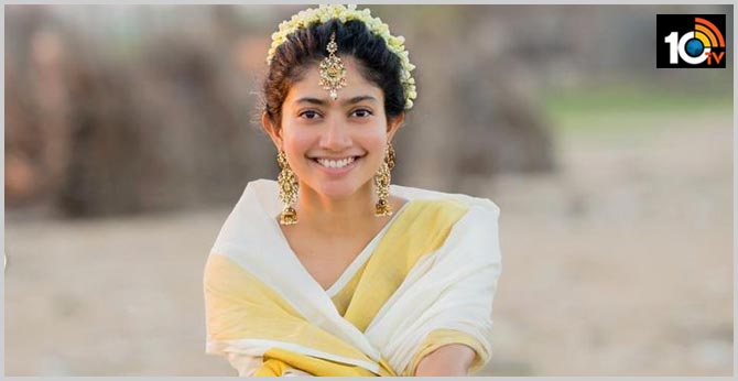 Actress Sai Pallavi gives Clarity Why she won't get married?