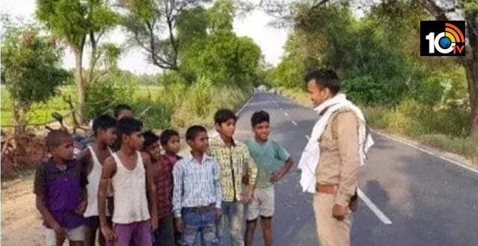 Aligarh kids step out to teach China a lesson. Here's what happened next