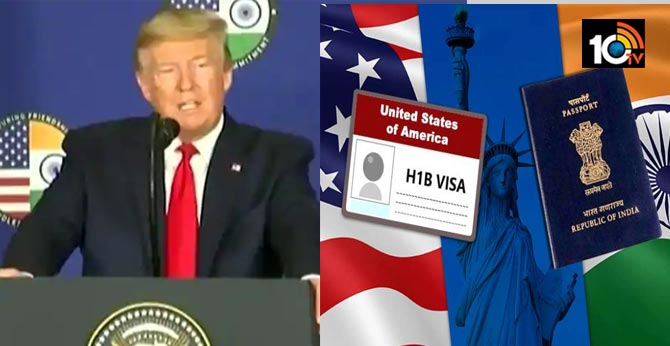 Amid Mass Unemployment in US, Trump Administration Considering Suspending H1B & Other Visas