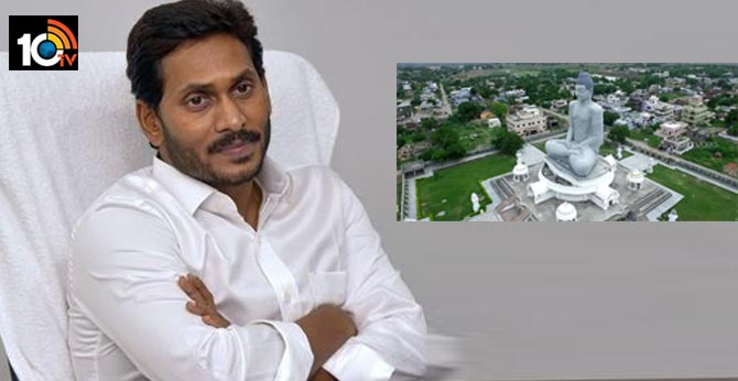 Are these behind of Ys Jagan's Secret Plan on Amaravati?