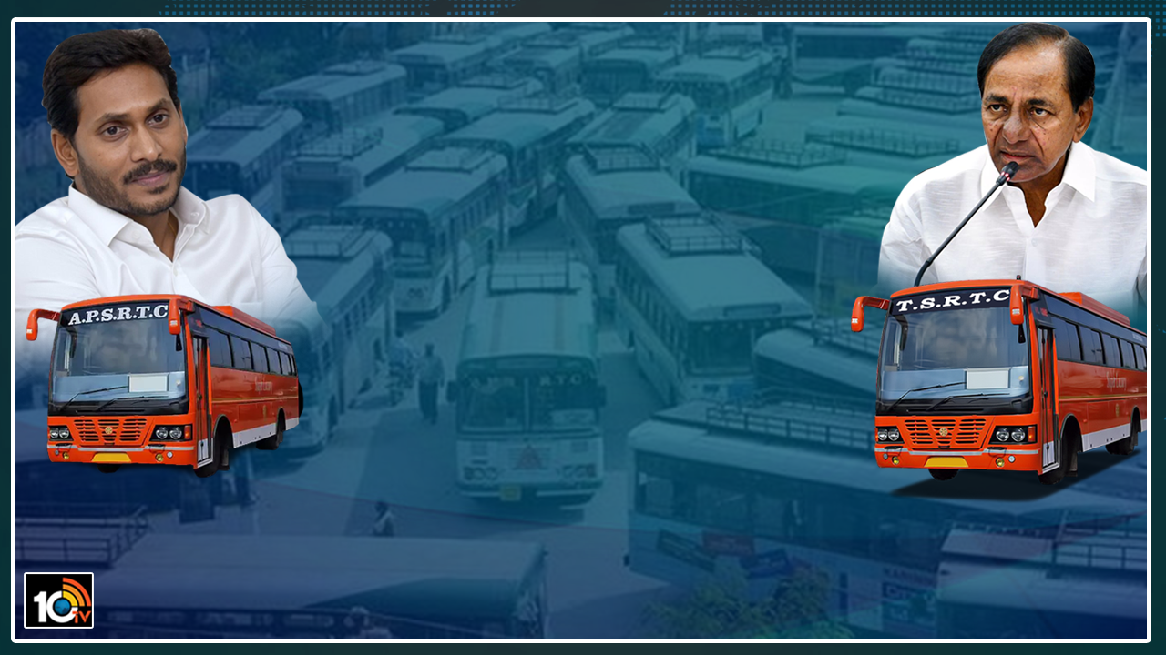 BUS Services will be started between AP, Telangana states with in a Week