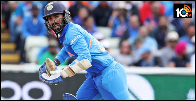 'Body in zombie mode,': India wicket-keeper Dinesh Karthik wishes to resume training