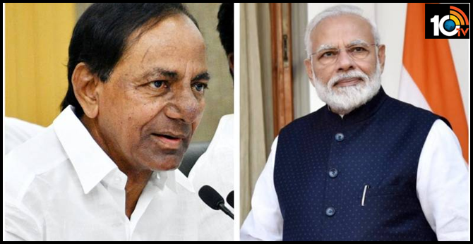 CM KCR letter to PM Modi