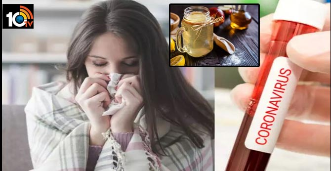 COVID-19: Try These Simple Home Remedies To Treat A Sore Throat