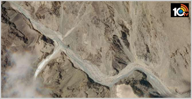 China Brought Machinery, Cut Trail In Galwan Valley In Week Before Clash With India, Satellite Images Suggest