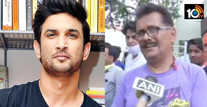 Conspiracy behind Sushant Singh Rajput's death, claims maternal uncle