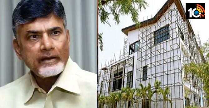 Constable gets positive report of corona: he works at chandrababu's house
