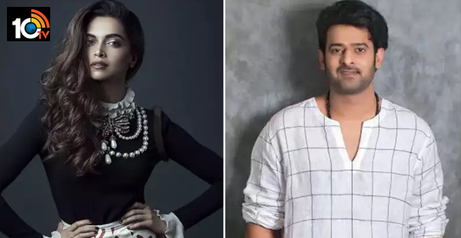 Deepika Padukone to star in Prabhas