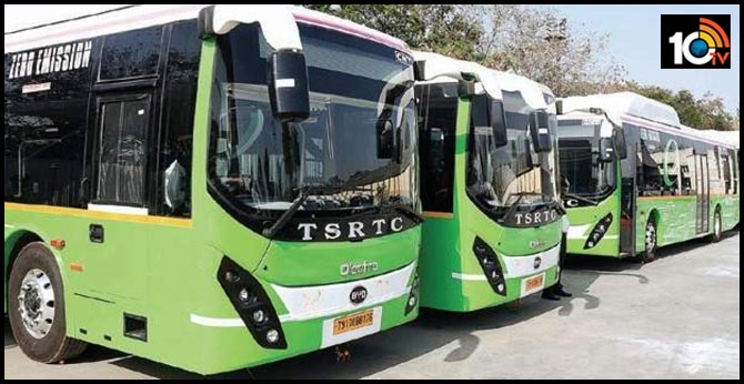 Green signal for interstate buses in Telangana