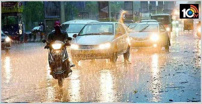 Heavy Rains by next 24 hours in Telangana State