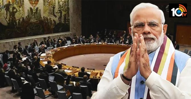 India's UNSC non-permanent seat: Modi thanks global community