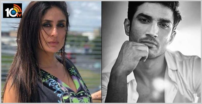 Kareena Kapoor Khan gets slammed for her indirect dig at late Sushant Singh Rajput in THIS viral video