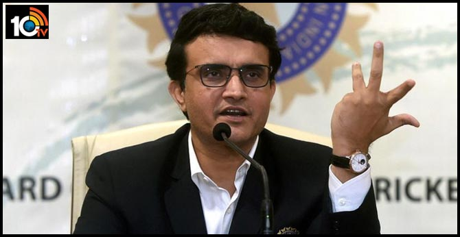 'Looking at all possible options to stage IPL': Sourav Ganguly