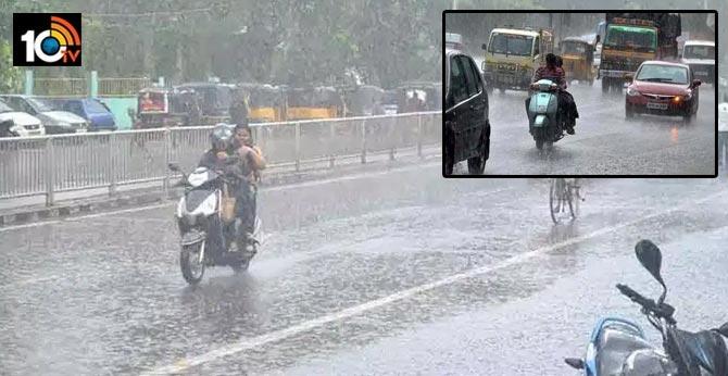 Monsoon 2020 entry in Telangana