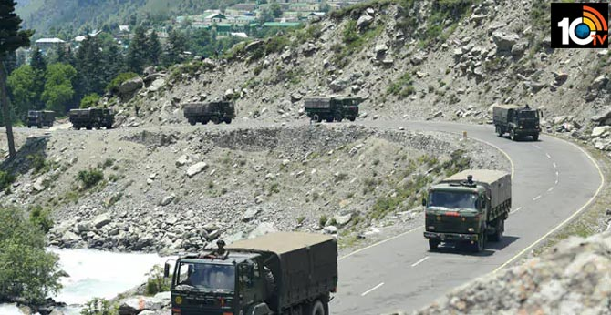More Troops Sent To LAC To Counter Chinese Build-up: Sources