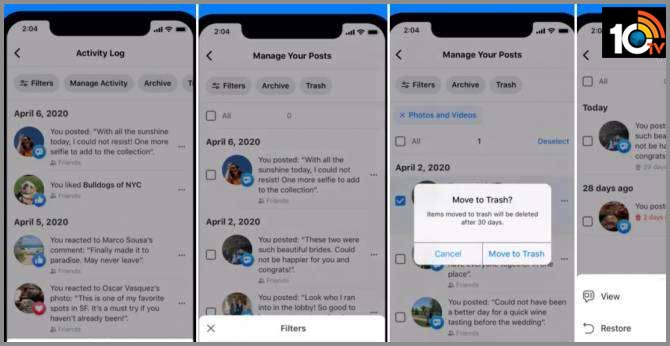 New Facebook feature will let you hide those old embarrassing posts from your friends