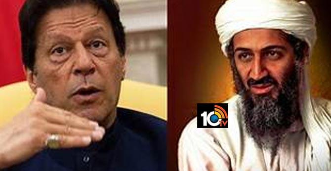 Pakistan PM Imran Khan calls Osama Bin Laden a 'martyr' in Pak Parliament