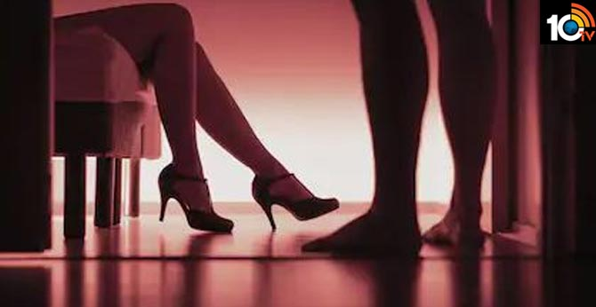 Prostitution doing in hyderabad named as wellness centre