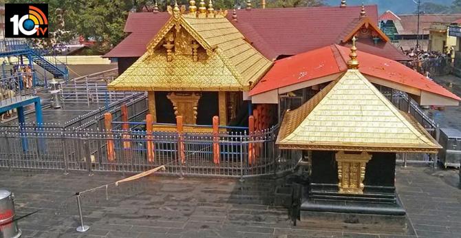 Sabarimala temple opens today