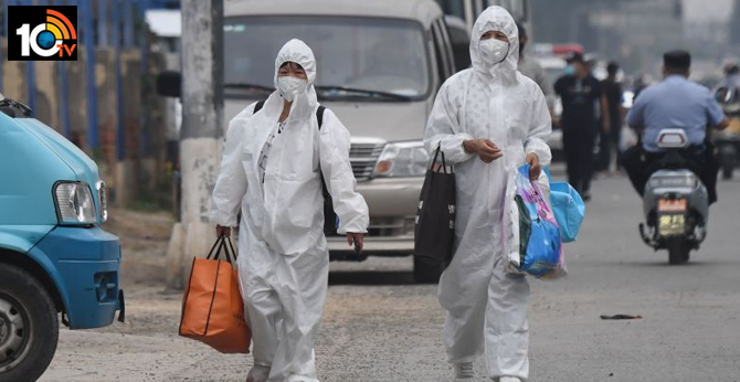 Second Wave? China Reports Highest Daily Coronavirus Count Since April After Fresh Beijing Outbreak