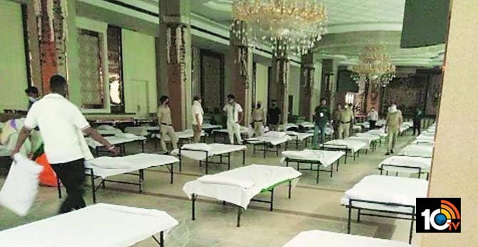 Staff crunch, AC trouble: Hotels for Covid patients flag issues
