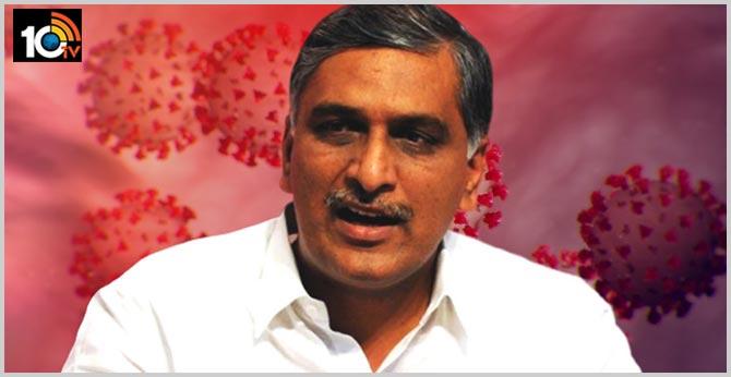 Telangana Finance Minister Harish Rao, 16 staffers in quarantine as PA tests COVID-19 positive