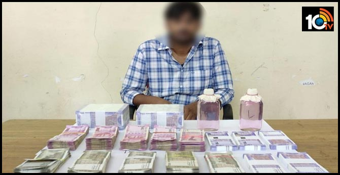 Telangana: ACB caught corrupt officials